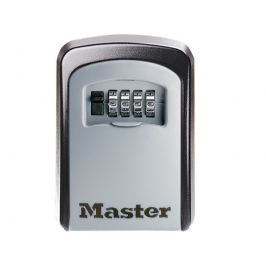 MASTER LOCK 5401EURD úložný box na klíče, stříbrný