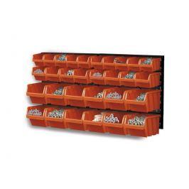 Prosperplast NTBNP3 ORDERLINE nástěnný organizér s 30 boxy