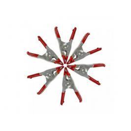 Sada kovových svěrek 6 ks PT8680