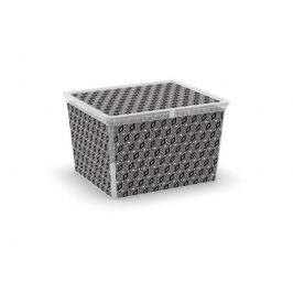 Kis úložný box C Box Cube Geometric
