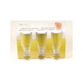 Pivní sklenice 330 ml, 6 ks