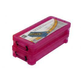 Skladovací box 17,5x8x3,5cm - sada 2 kusy