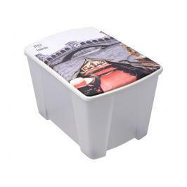 ArtPlast M76VE Miobox úložný box 56,5 x 35 x 39 cm, Benátky