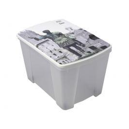 ArtPlast M76RM Miobox úložný box 56,5 x 35 x 39 cm, Řím