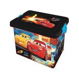 Plastový box 7 L CARS 3