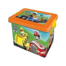 Plastový box 7 L Paw Patrol