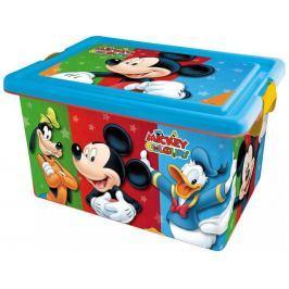Plastový box 13 L MICKEY COLOURS