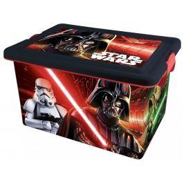 Plastový box 13 L STAR WARS