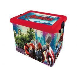 Plastový box 23 L AVENGERS