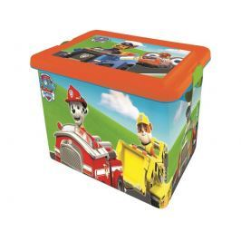 Plastový box 23 L Paw Patrol