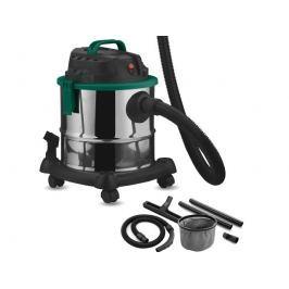 Vysavač na mokré / suché vysávání 1200W, 15L Vysavače