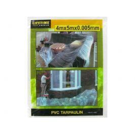 PVC plachty 4mx5mx0.005mm Podlahové lišty