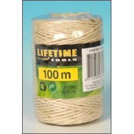 LIFETIME TOOLS 48125 motouz natural 100m
