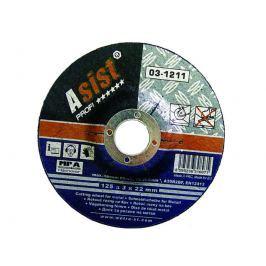 ASIST 125mm Řezný kotouč na kov Brusky - kotouče