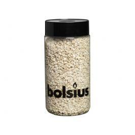 BOLSIUS dekorační kamínky ivory 2-3mm 600g