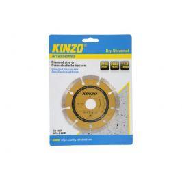 Kinzo Diamantový kotouč suchý 115mm