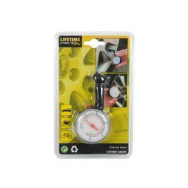 LIFETIME CARS analogový pneuměřič 0,5 - 4 bar