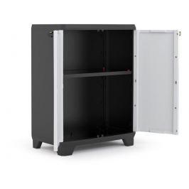 KIS Linear Low Cabinet - plastová skříň