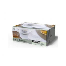 Keramické nádoby na čajové pytlíčky, 2ks