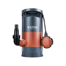 EXTOL PREMIUM, SP 900 Čerpadlo na znečištěnou vodu 3v1