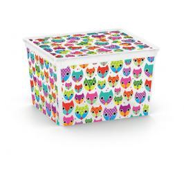 C Box Style Tender Zoo CUBE 27l