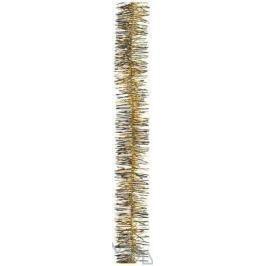 Řetěz vánoční, zlatý délka 200 cm