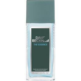 David Beckham The Essence parfémovaný deodorant sklo pro muže 75 ml