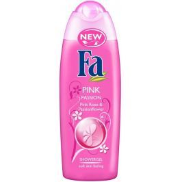 Fa Pink Passion Pink Rose & Passionflower sprchový gel 250 ml