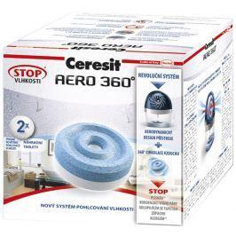 Ceresit Stop vlhkosti Aero 360 náhradní tablety 2 x 450 g