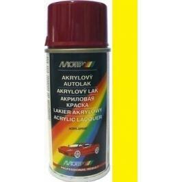 Motip Škoda Akrylový autolak sprej SD 6200 Žlutá světlá 150 ml