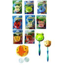 Abella Kids Držák na zubní kartáček různé motivy 1 kus