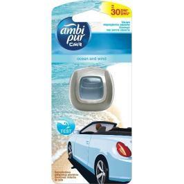 Ambi Pur Car Ocean and Wind osvěžovač vzduchu do auta 2 ml