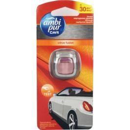 Ambi Pur Car Citrus Fusion osvěžovač vzduchu do auta 2 ml