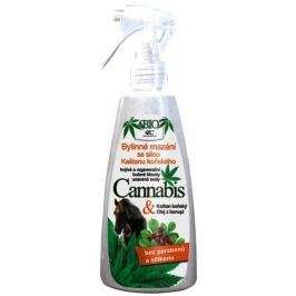 Bione Cosmetics Cannabis bylinné mazání se silou Kaštanu koňského 260 ml