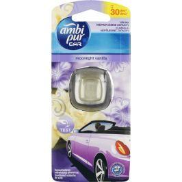 Ambi Pur Car Moonlight Vanilla osvěžovač vzduchu do auta 2 ml