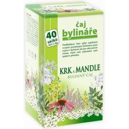 Mediate Bylinář Váňa Krk a mandle čaj 40 x 1,6 g