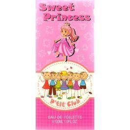 Ptit Club Sweet Princess toaletní voda pro děti 30 ml