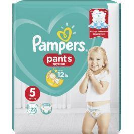 Pampers Pants 5 Junior 12-17 kg plenkové kalhotky 22 kusů