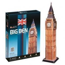 CubicFun Puzzle 3D Big Ben 47 dílků 12 x 51,5 x 12 cm