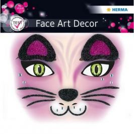 Herma Face Art Decor Tetování na obličej 15310