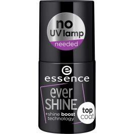 Essence Evershine Top Coat krycí lak na nehty 8 ml