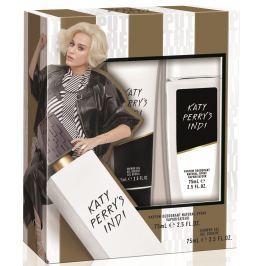 Katy Perry Katy Perrys Indi parfémovaný deodorant sklo pro ženy 75 ml + sprchový gel 75 ml, dárková sada