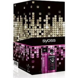 Syoss Ceramide Complex šampon 500 ml + lak na vlasy 300 ml, kosmetická sada