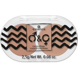 Essence Boys & Girls Camouflage Cream Concealer korektor 01 Woke Up Like This - Flawless! 2,5 g