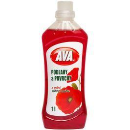 Ava Vlčí mák univerzální tekutý čistící prostředek na podlahy a jiné omyvatelné povrchy 1 l