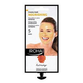 Iroha Nourishing Vyživující aromaterapeutická krémová maska s medem 25 g