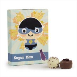 Chocolissimo - Komiksová bonboniérka pro Super Muže 70 g