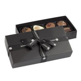 Chocolissimo - Black XL - luxusní bonboniéra s pralinkami 100 g