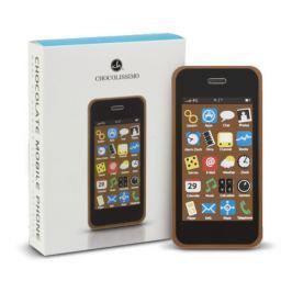 Chocolissimo - Figurka z mléčné čokolády - smartphone 40 g