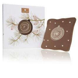 Chocolissimo - Umělecká čokoláda - tabulka s vánoční koulí 180 g
